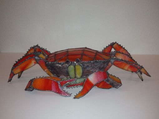 Custom Made Dungeness Crab