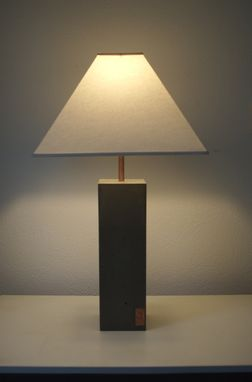 Custom Made Home - Concrete Touch Lamp