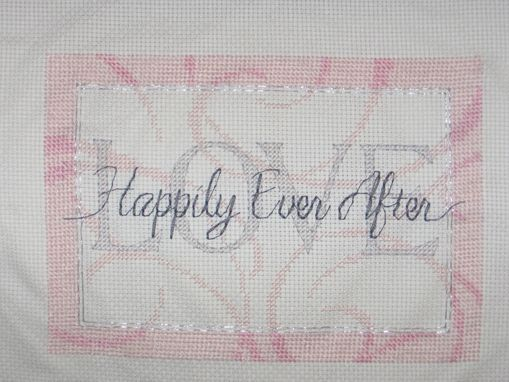 Custom Made Love, Happily Ever After, Wedding Or Anniversary Announcement, Customizable, Made To Order