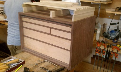 Custom Made Toolbox/ Chest