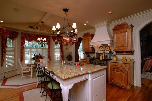 Custom Made Country French Kitchen