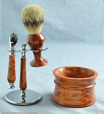 Custom Made Shaving Accessories