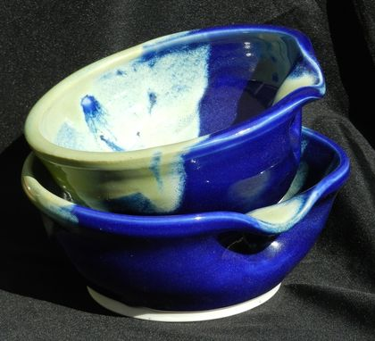 Custom Made Thumb Bowls