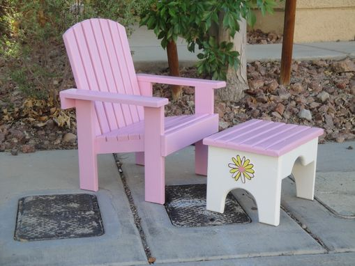 Custom Made Winnie Chair