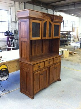 Custom Made Zahn China Cabinet