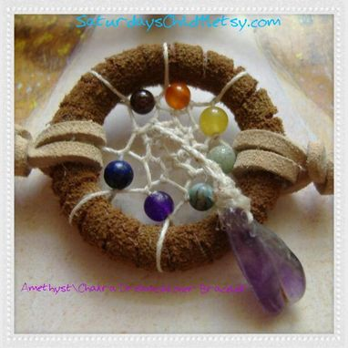 Custom Made Dream Catcher Bracelet
