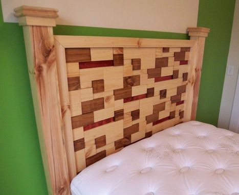 Custom Made Custom Pine Trundle Bed