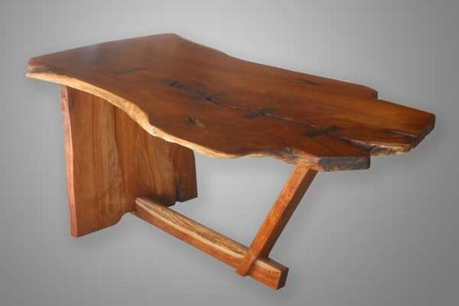 Custom Made Nakashima-Inspired Minguren Desk