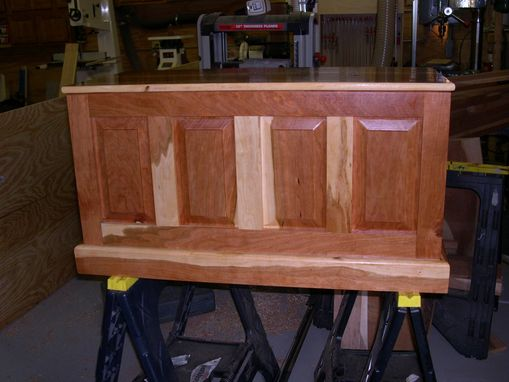 Custom Made Cherry Toybox