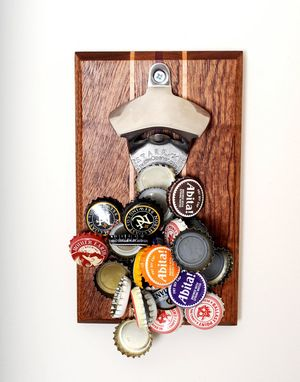 Custom Made Exotica Magnetic Bottle Opener