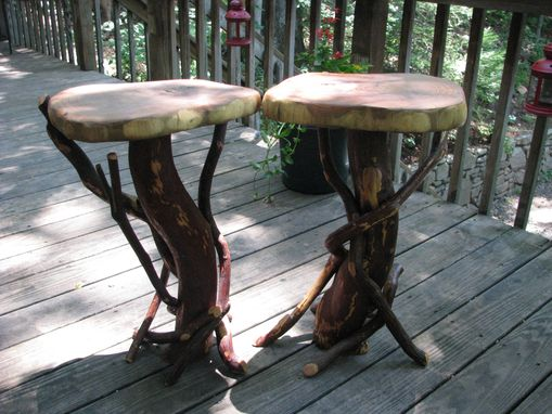 Custom Made Dr. Morgan's Side Tables