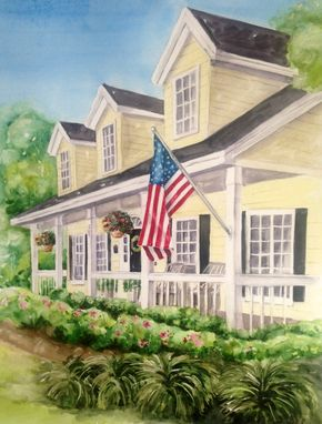 Custom Made Custom Home Portrait