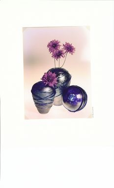 Custom Made Vine Vases