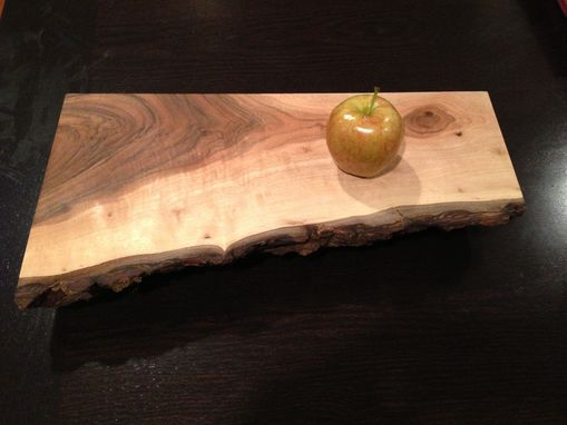 Custom Made Cutting Board Foxtrot