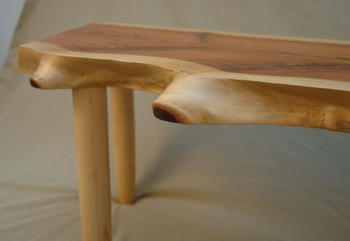 Custom Made Natural Slab Bench