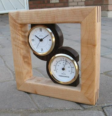 Custom Made Picture Frames, Clocks, Other Wall Hangers.