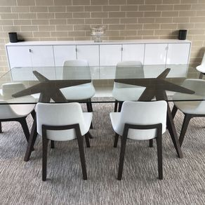 Glass Dining Tables | CustomMade.com