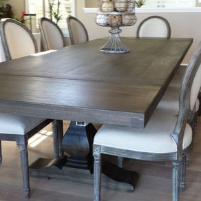 Expandable Dining Room Tables Mesmerizing Extendable & Expandable Dining Tables  Custommade Design Ideas
