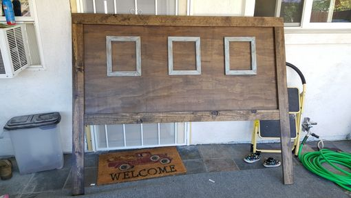 Custom Made Custom Headboard California King