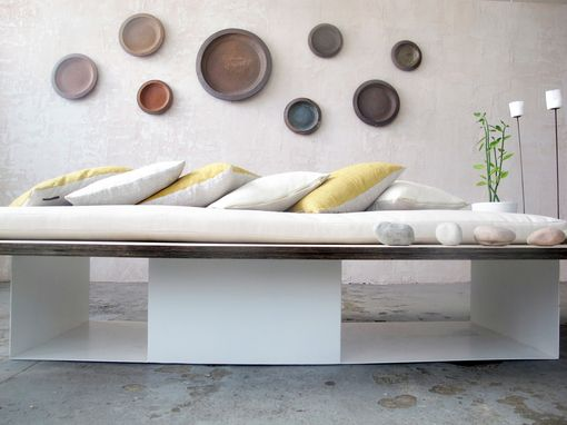 Custom Made Desert Solitaire Daybed