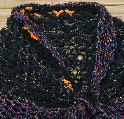 Custom Made Marisol Shawl