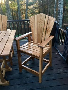 Custom Made Adirondack Patio Furniture