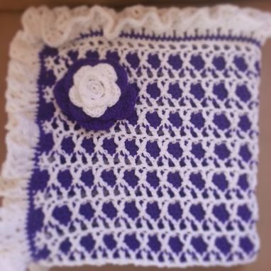Custom Made Baby Girl Blanket