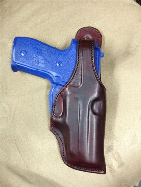 Custom Made Thumb Break Belt Holster