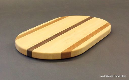 Custom Made Deluxe Wood Cutting Board