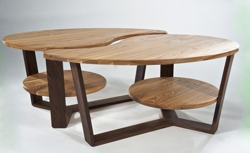 Custom Made Ying Yang Yong Tables - Modern Modular Tables