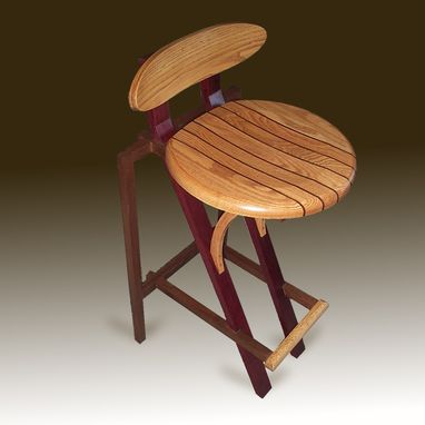 Custom Made Bar Stools
