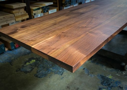 Custom Made Custom Walnut Table Top