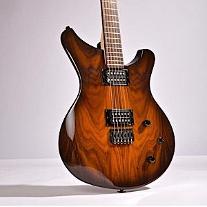 Custom Made Santos Palisander Topped Sinuous Guitar Ready For Your Specs