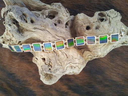 Custom Made Ammolite Bracelet
