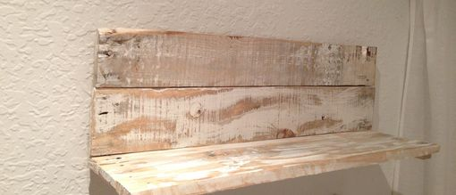 Custom Made Shabby Chic Shelf
