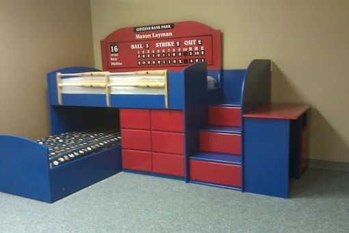Custom Made Baseball Low Loft