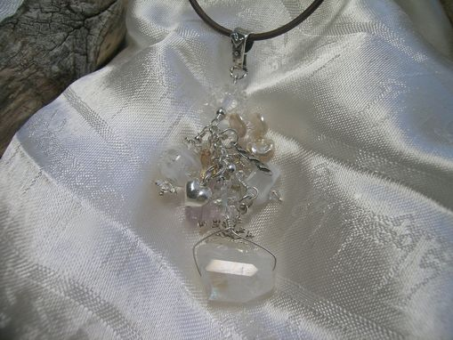 Custom Made White Ice ~ Valentine