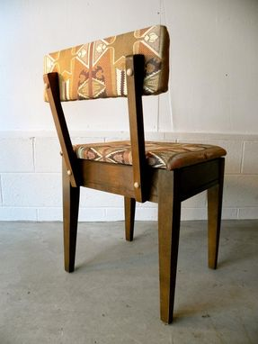 Custom Made Phonebook Chair