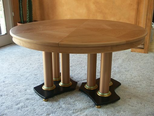 Custom Made Colosseum Dining Table