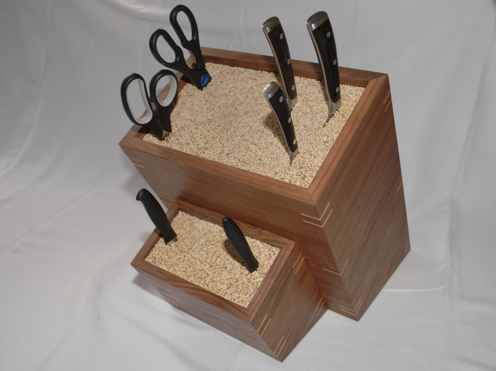 custom knife blocks magnetic knife racks custommade com