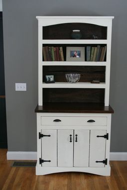 Custom Made Hutch