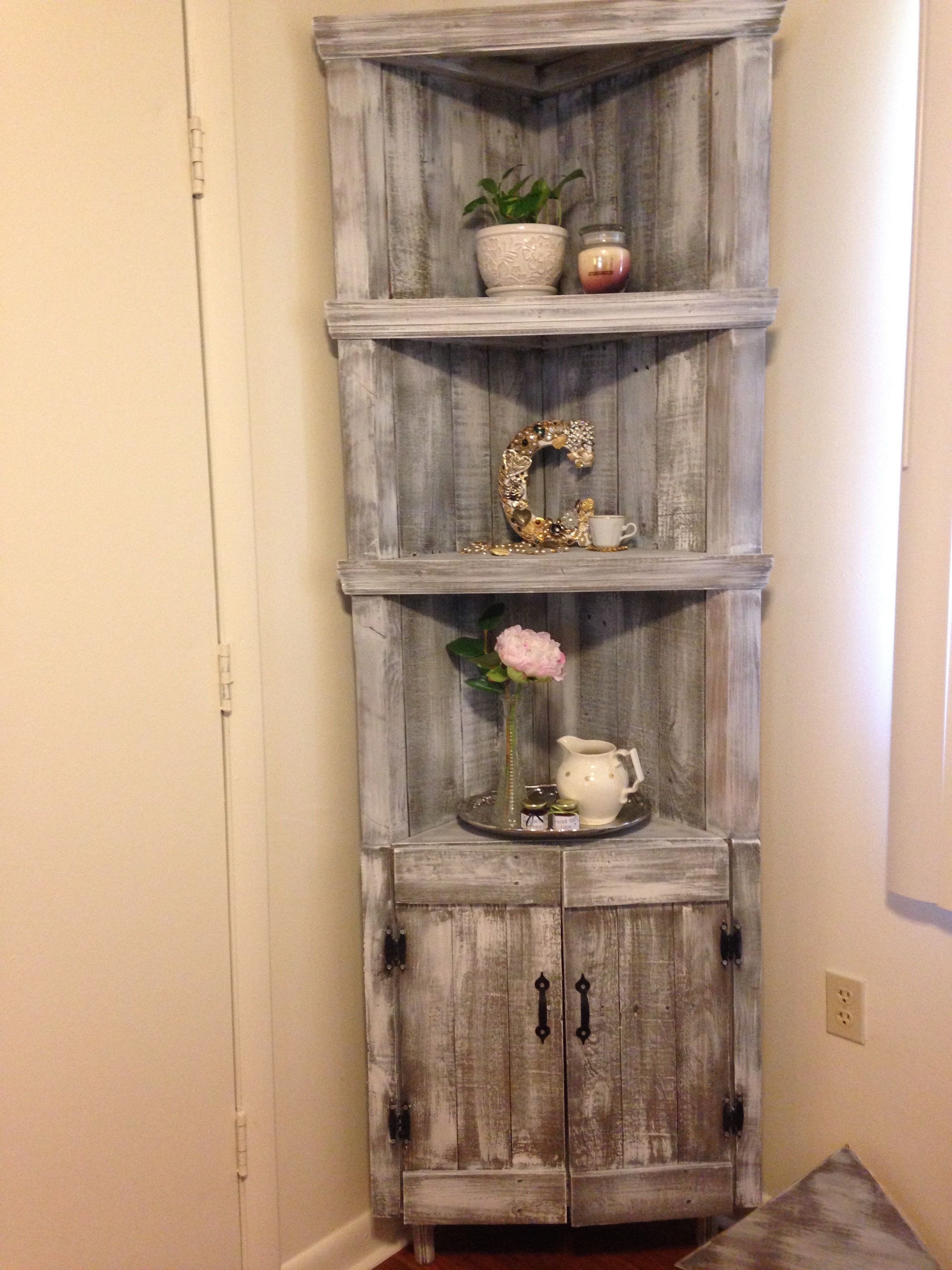 Diy Coffee Bar Bookshelf