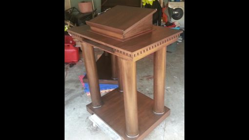 Custom Made Church Furniture