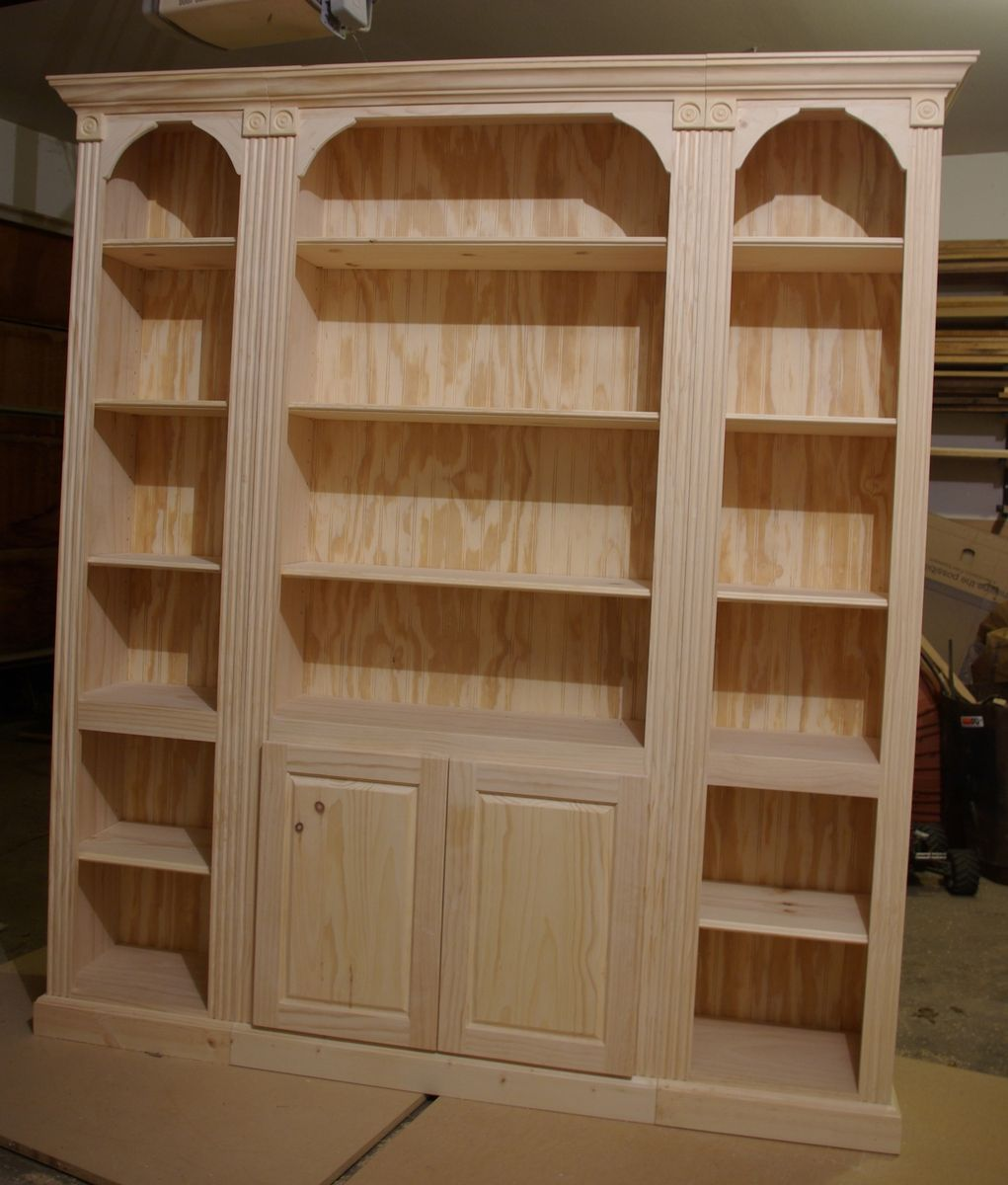 Handmade Unfinished And Finished Furniture By Parkinsons Custom
