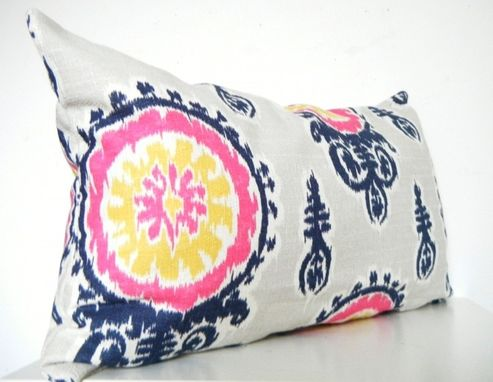 Custom Made Custom Handmade Pillows For Designer Fabrics