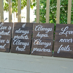 Wooden Wedding Signs.Custom Wedding Signs Banners Custommade Com