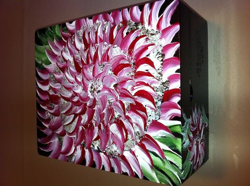 Custom Made Boxes, Hand Painted For Treasures, Keepsakes, Etc.