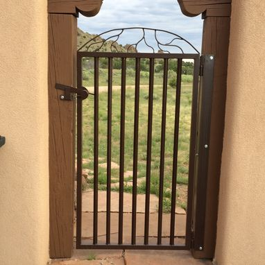Custom Made Custom Gates And Fences