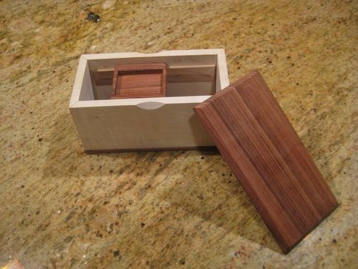 Custom Made Wooden Boxes- Poughkeepsie Custom Woodworks