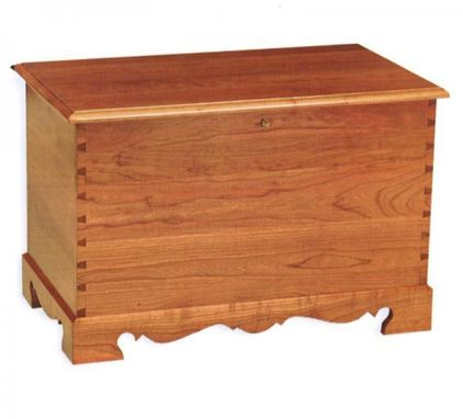 Custom Made Blanket Chests